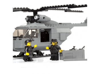 Navy SEALs Helicopter