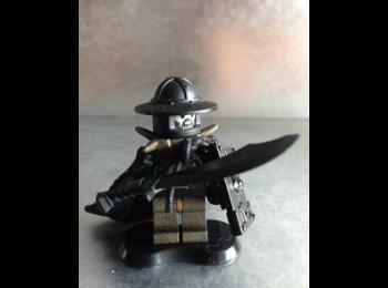 Post Apocalyptic Warrior 005