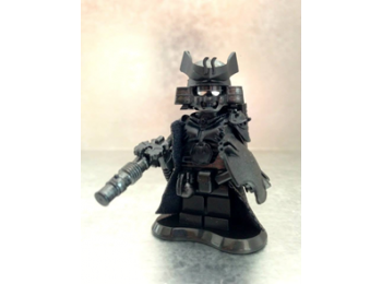 Post Apocalyptic Samurai 007
