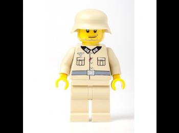 Afrika Korps Soldier