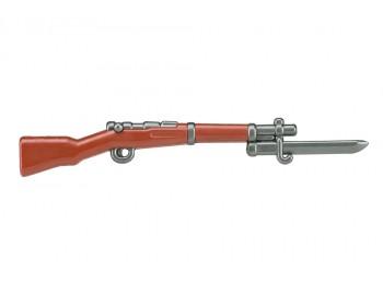 BrickArms Reloaded Overmolded Arisaka Bayonet Rifle