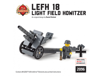 10.5cm leFH 18 Light Field Howitzer
