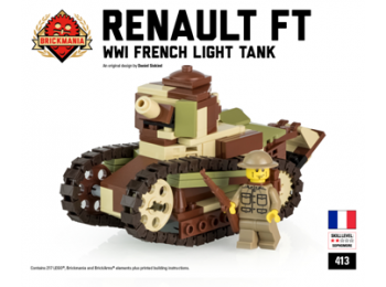 Renault FT - French Light Tank