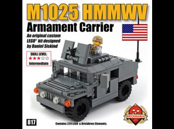 M1025 HMMWV Armament Carrier - Dark Gray