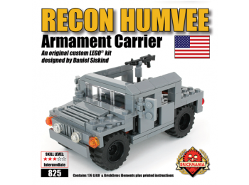 Recon Humvee Armament Carrier