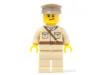 British Army Officer