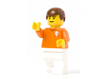 Dutch Soccer Player