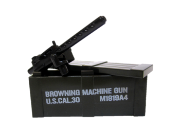M1919 and Printed Crate