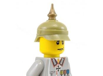 BrickArms Pickelhaube Helmet - Olive