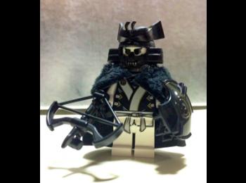 Post Apocalyptic Samurai 004