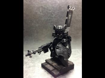 Post Apocalyptic Samurai 002