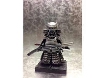 Samurai Warrior with TetuHau (Flintlock)
