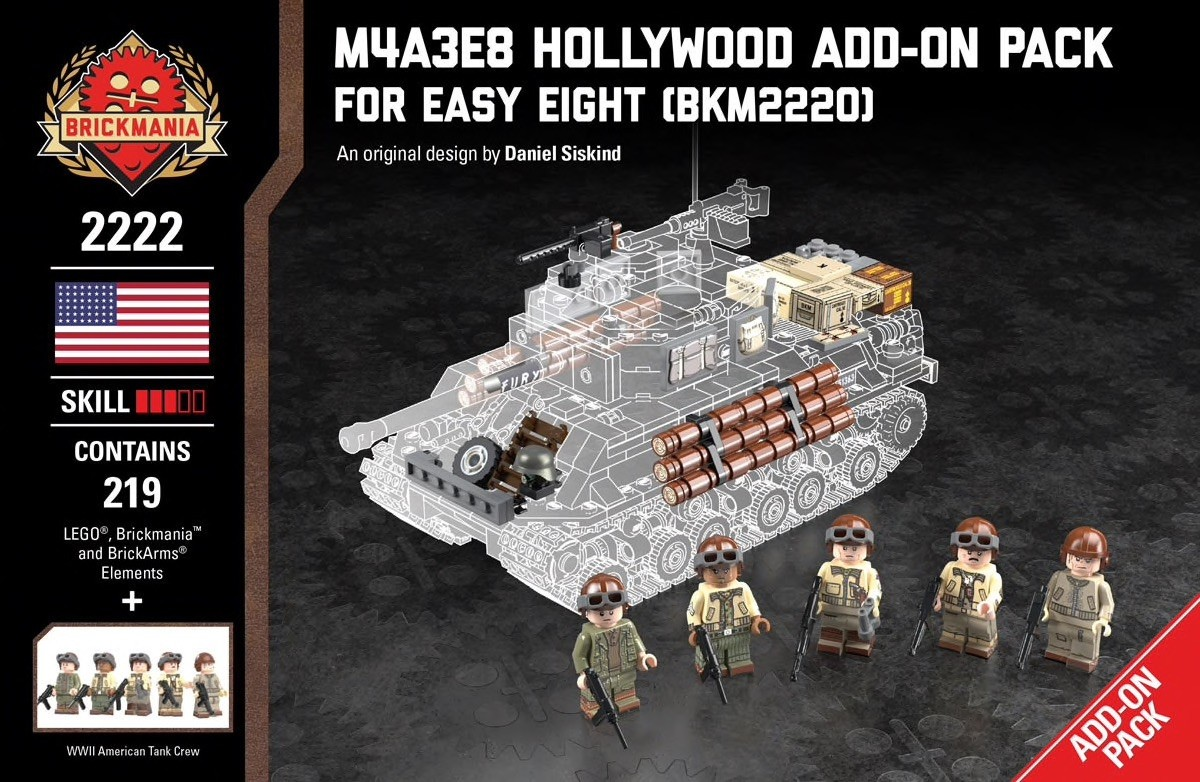 M4a3e8 Hollywood Add On Pack For Easy Eight Ministry Of