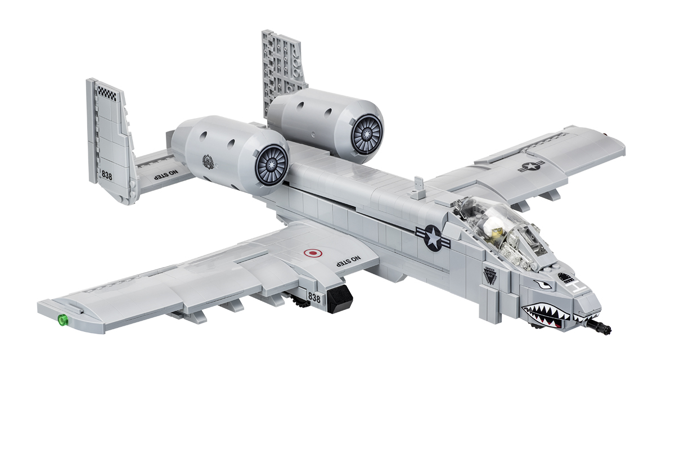 A-10 Warthog Ministry-Of-Arms - LEGO Custom Made Toys ...