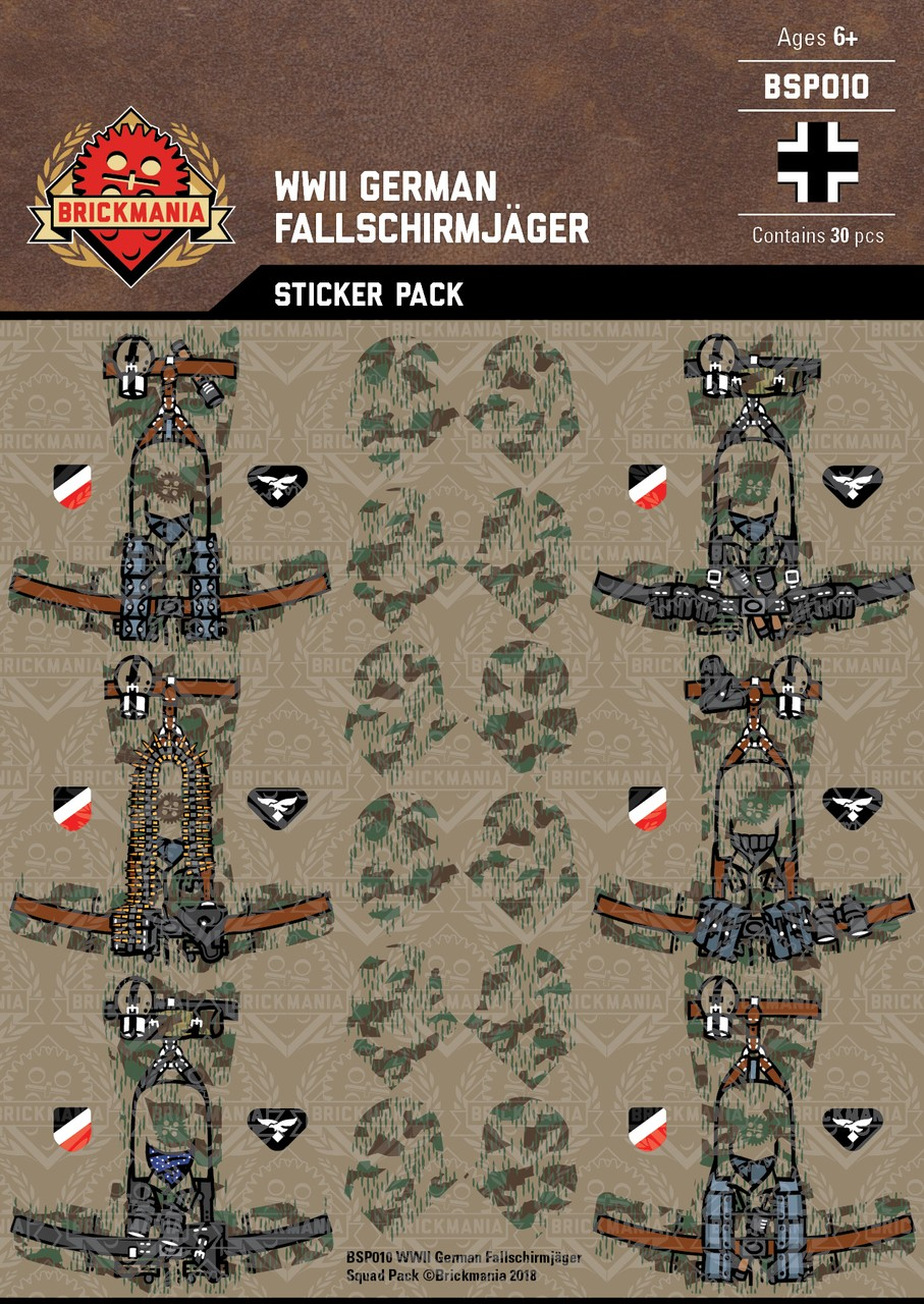 Bsp Wwii German Fallschrimjager For Web