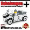 Kubelwagen Utility Vehicle with Soldier