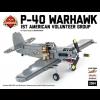 P40 Warhawk - 1st American Volunteer Group (Black Box Premium Kit)