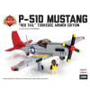 """P-51D Mustang """"Red Tail"""" Tuskegee Airmen Edition"""