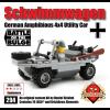 Schwimmwagen - Amphibious 4 x 4 Utility Car