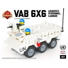 VAB 6X6 APC Team United Nations  - Armed Personnel Carrier