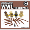 BrickArms WWI Trench Pack