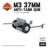 M3 37mm Anti-Tank Gun