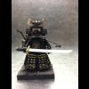 Samurai Warrior Black 002