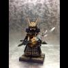 Samurai Warrior Black 005