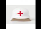 German Medic Helmet - White