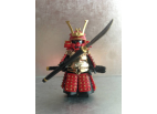 Ancient Samurai Warrior 002