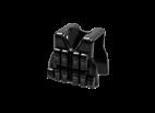 Lightweight Combat Vest LCV - Sidearm (Black)