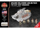 M4A3E8 Hollywood Add-On Pack - For Easy Eight (BKM2220)