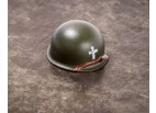 M1 Steel Pot Helmet - Chaplain