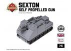 Micro Brick Battle - Sexton SPG Micro-gun
