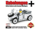 Kubelwagen Utility Vehicle with Soldier