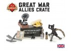 Great War Allies Trench Pack with Vickers Machine Gun