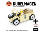 Kubelwagen Tan Deutsches Afrika Korps Edition