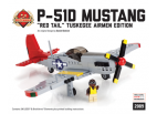 "P-51D Mustang ""Red Tail"" Tuskegee Airmen Edition"