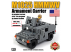 M1025 HMMWV Armament Carrier - Dark Gray
