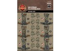 WWII German Fallschirmjäger Squad Sticker Pack