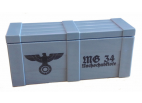 Printed Crate with Lid - MG34