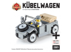 Kuebelwagen - Dark Gray