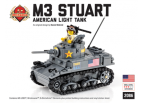 M3A1 Stuart - American Light Tank