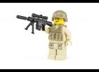 Modern Sniper - Tan