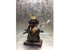 Samurai Warrior Black 005