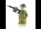 Vietnam Rifleman with M69 Flak Jacket and M16 - Light Flesh