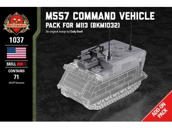 M557 - Command Vehicle Add-On Pack for M113