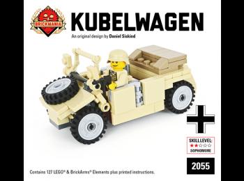 Kubelwagen Tan Deutsches Afrika Korps Edition
