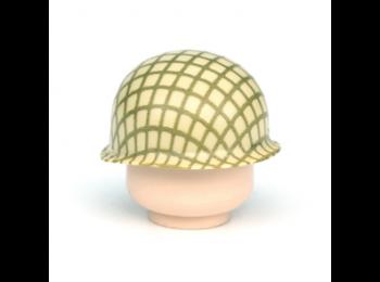 Japanese Infantry Netted Helmet