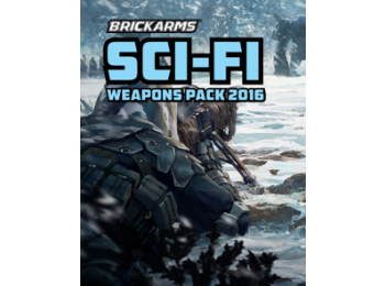 Sci-Fi weapons Pack 2016